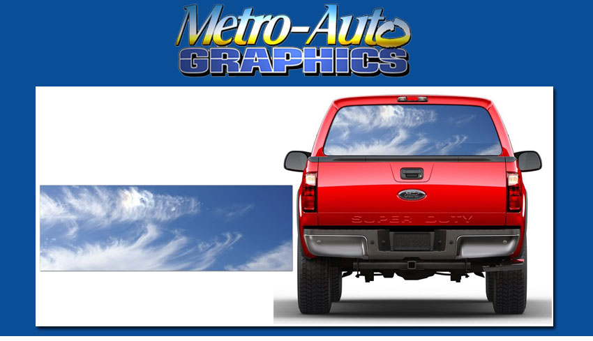 Car Part Com Used Auto Parts Market >> Find MG9101 Sky Rear Window Truck Tint fit Ford Chevrolet ...