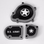 Motorized Bicycle Army Decals-2