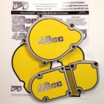 Motorized Bicycle Engine Decal-5