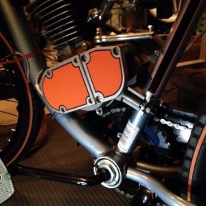 Motorized Bicycle Engine & Tank Decals-11