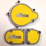 Motorized Bicycle Engine & Tank Decals-5