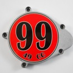 Motorized Bicycle Roundel Decals-3
