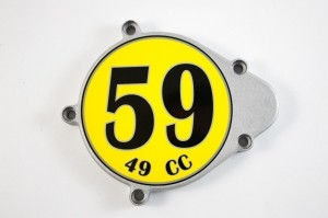 Motorized Bicycle Roundel Decals-4